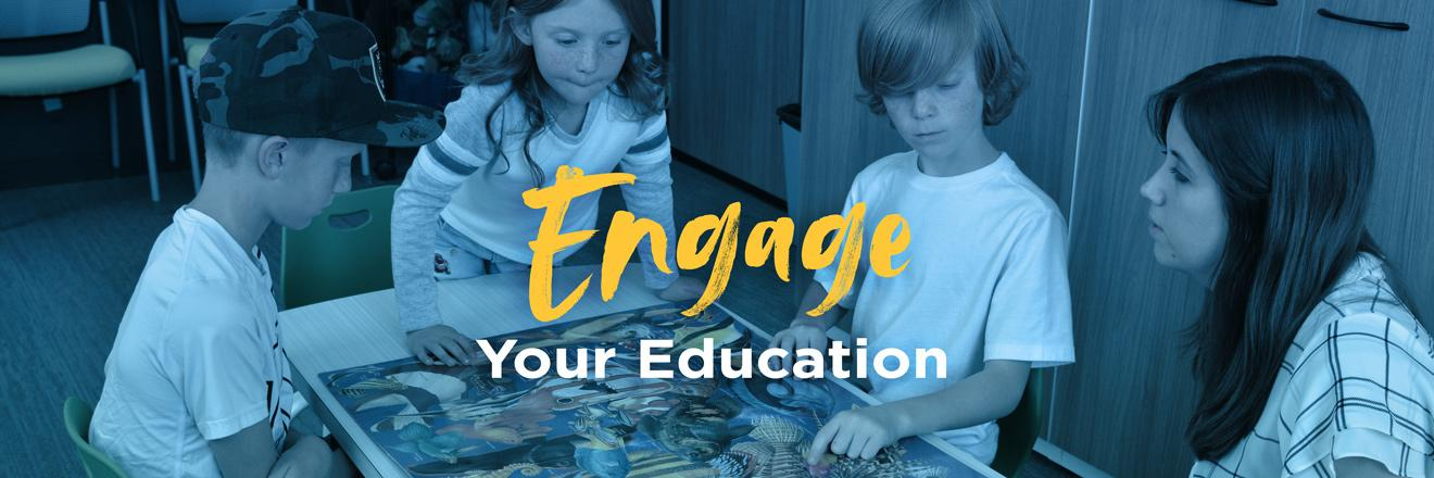 Engage Your Education