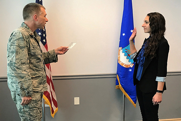 USU Psychology Student Awarded Prestigious Military Scholarship